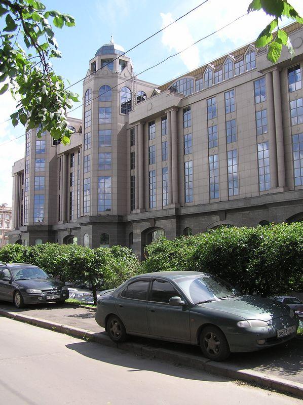 Представительство компании «SHELL» в Москве